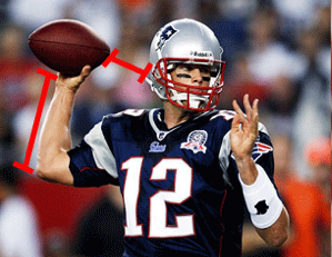 "Tom Brady's ""Trophy"" Position"
